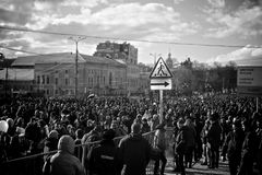 Boris Nemtsov memorial march VIII
