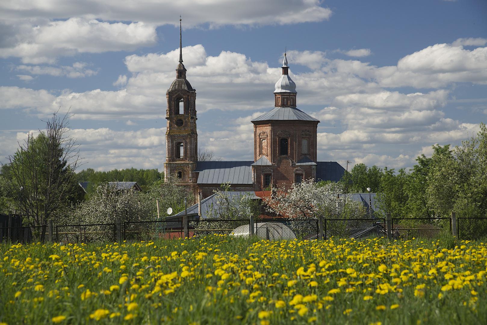 Boris-und-Gleb-Kirche, Suzdal