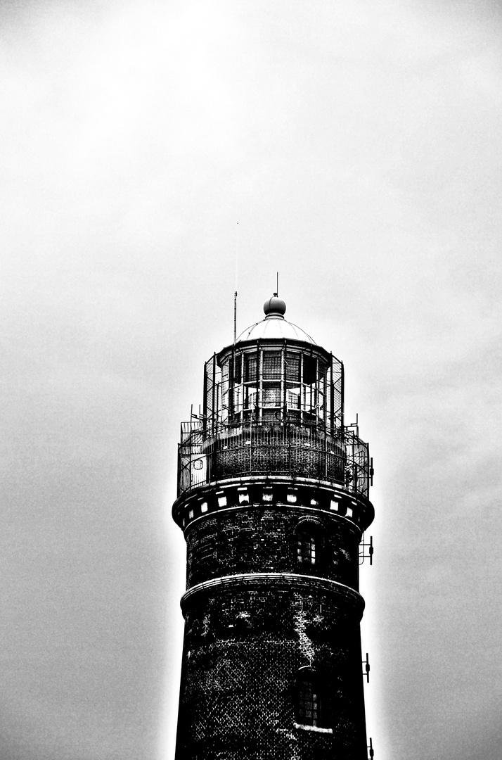 Borkuem - neuer Leuchtturm