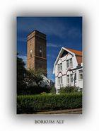 Borkum - Alter Leuchtturm
