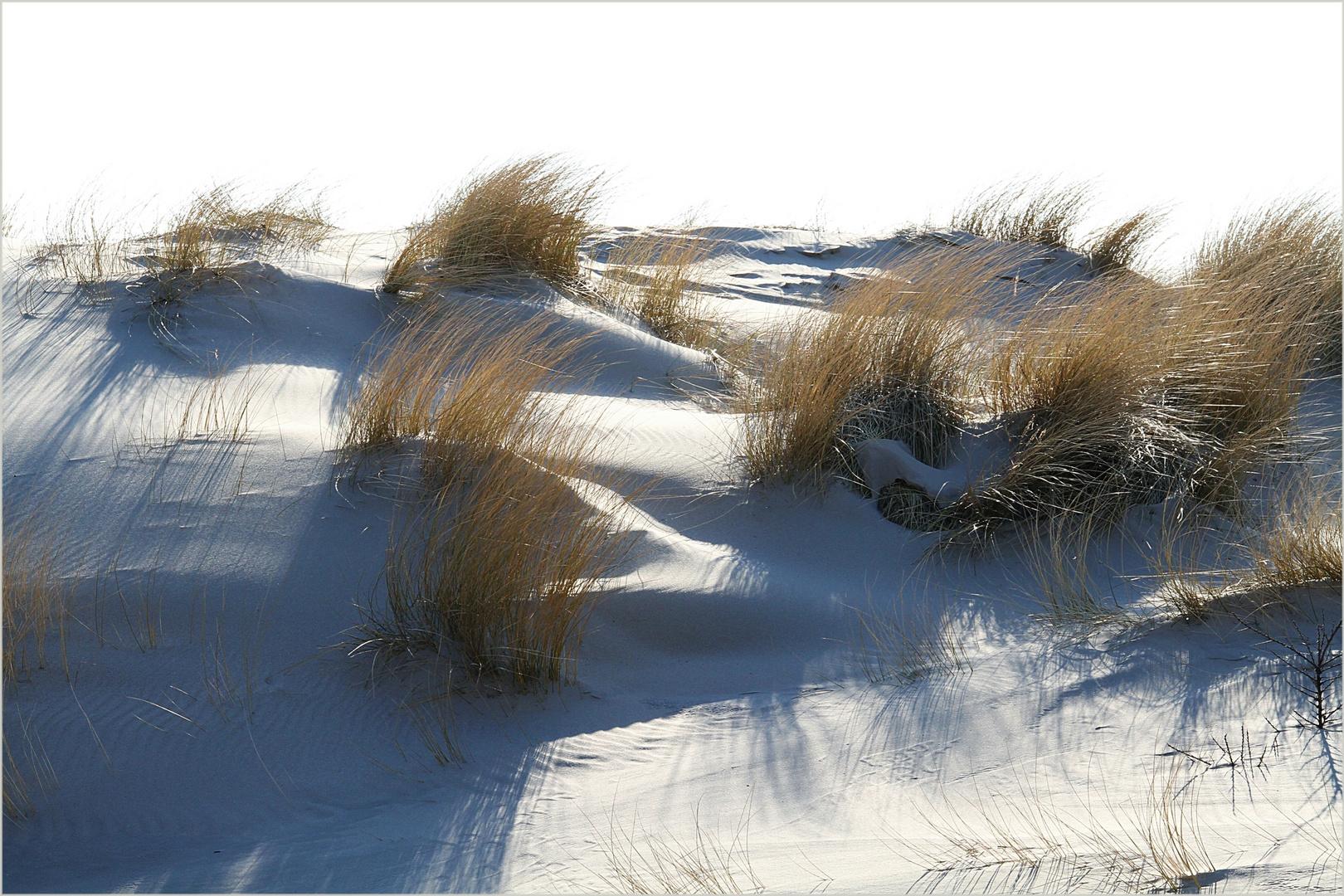 Borkum im Winter 2011... Foto 1
