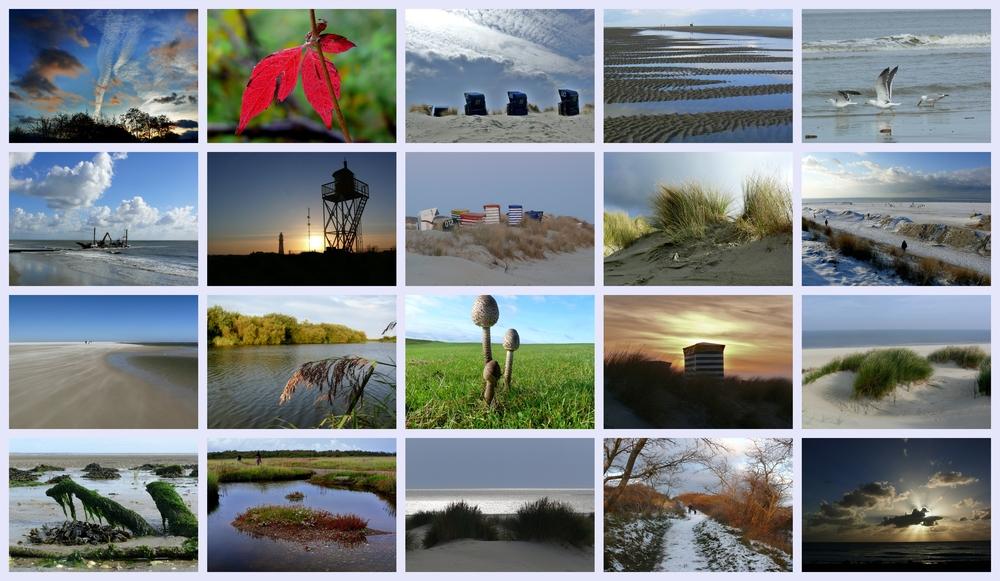 Borkum - Meine Insel