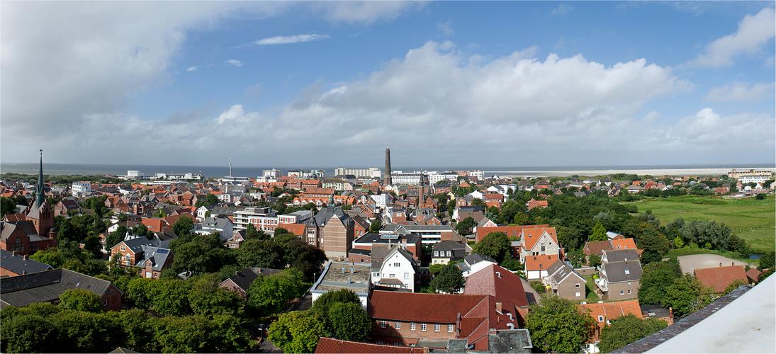 Borkum-Rundblick