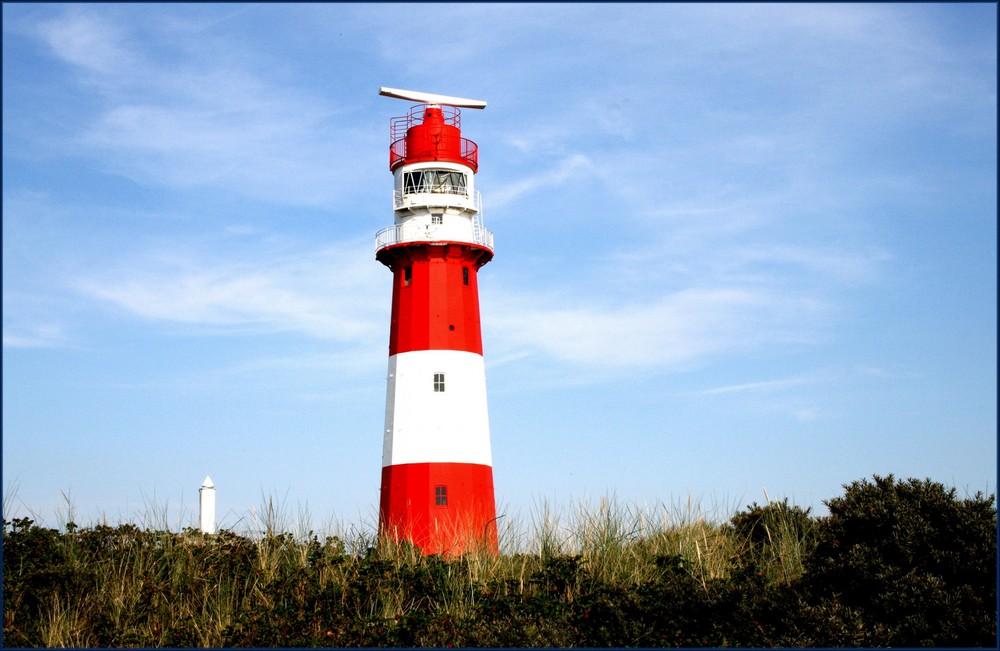 Borkumer Leuchtturm ... auch der Elektrische genannt