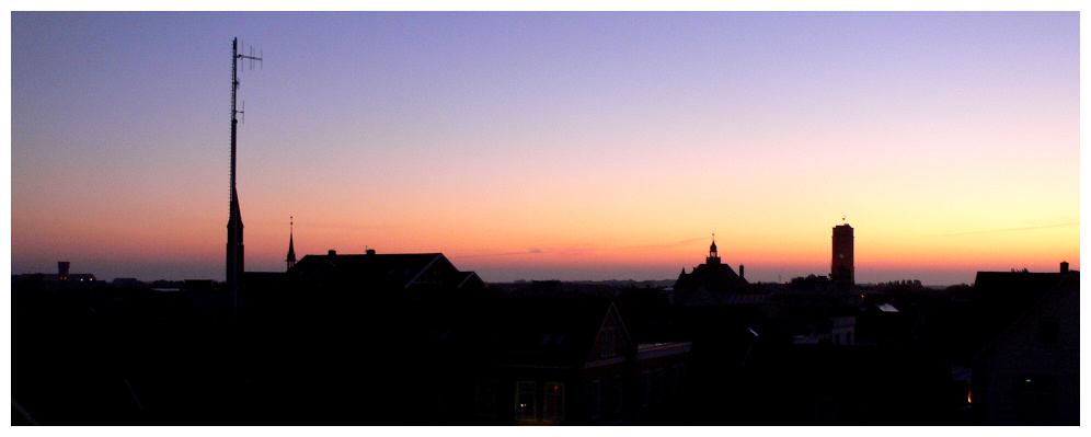 Borkumer Skyline