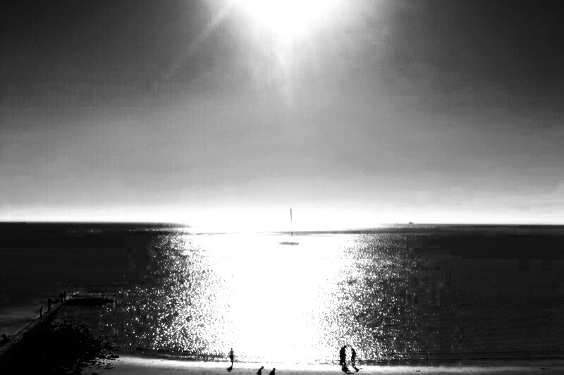 Borkum.seaside.