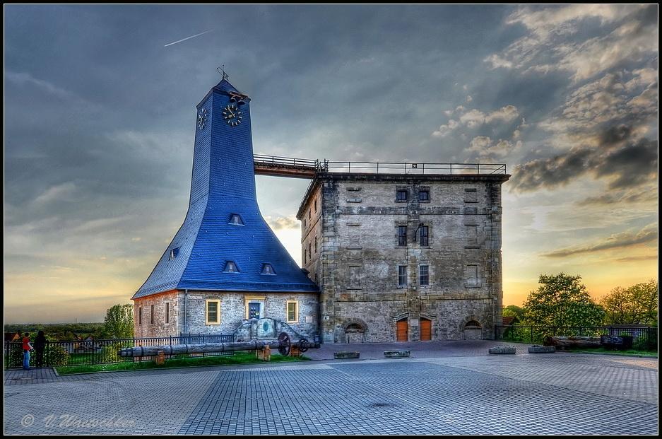 Borlachturm und Museum (Bad Dürrenberg)