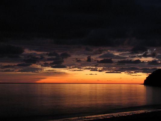 Borneo-Sunset