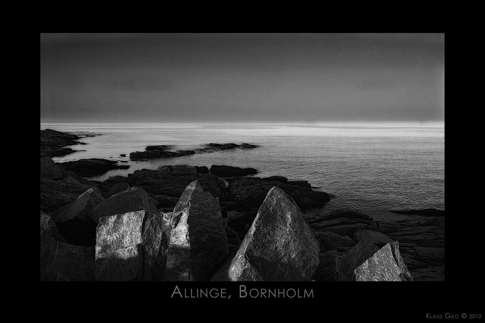 Bornholm bei Allinge
