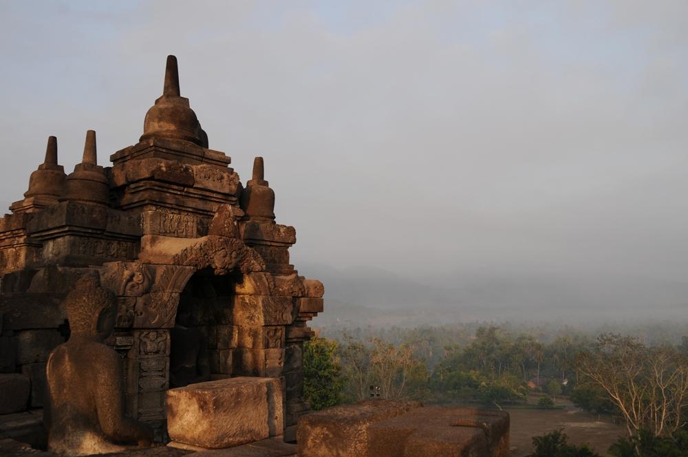 Borobudur Tempel / Yogyakarta