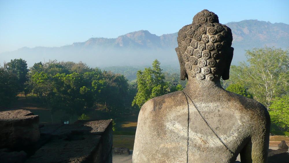 Borodudur, le bouddha éveillé
