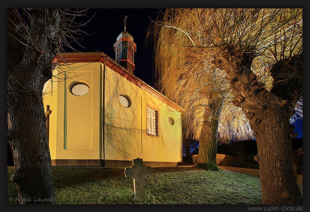 Borrnheim Sechtem - Nikolauskapelle