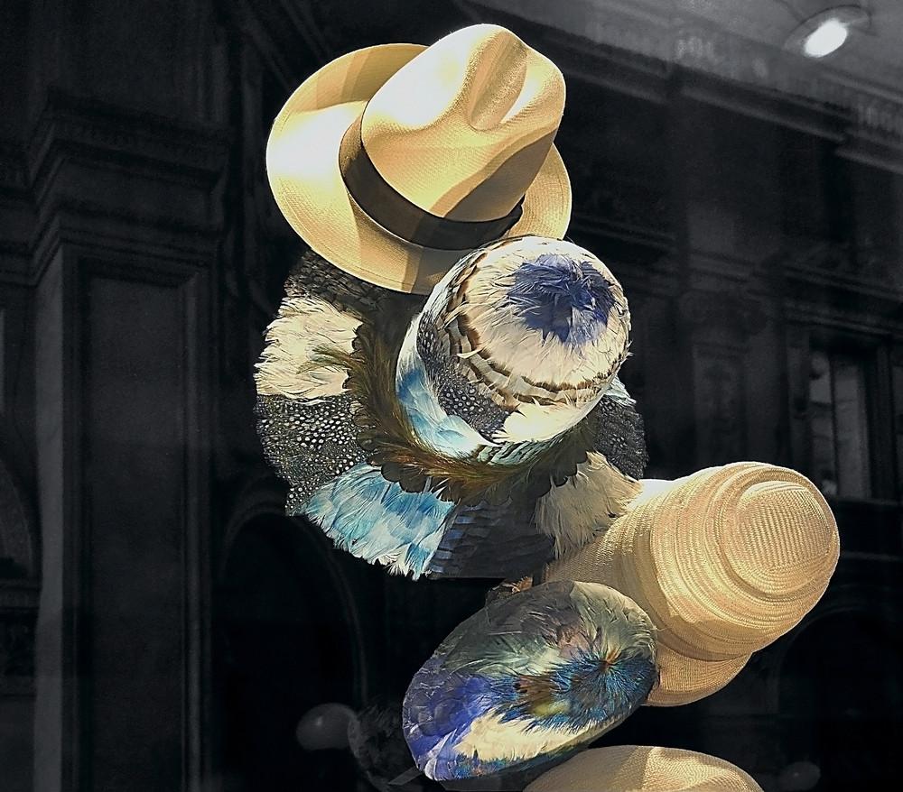 Borsalino in Galleria
