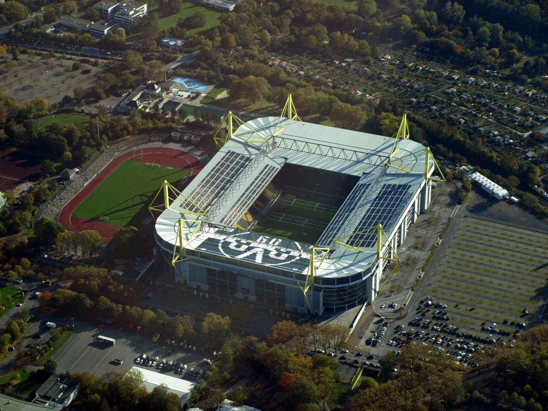 Borussia-Stadion (Signal-Iduna-Park) Dortmund