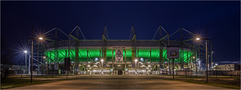 Borussia Park Parkplätze