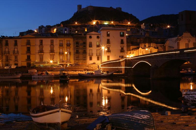 Bosa, Sardegna,