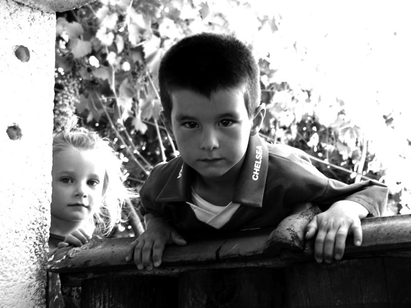 Bosnia 2007 bambini