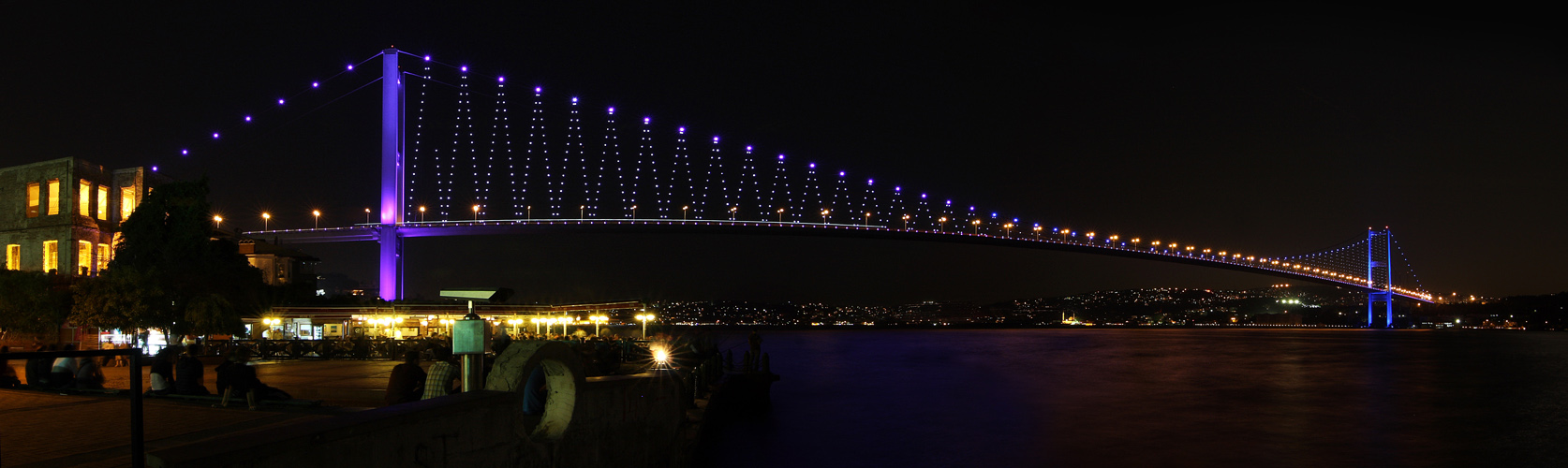 Bosphorus Bridge [Panorama]