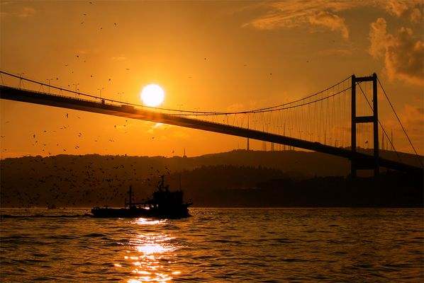Bosphorus/Sunrise