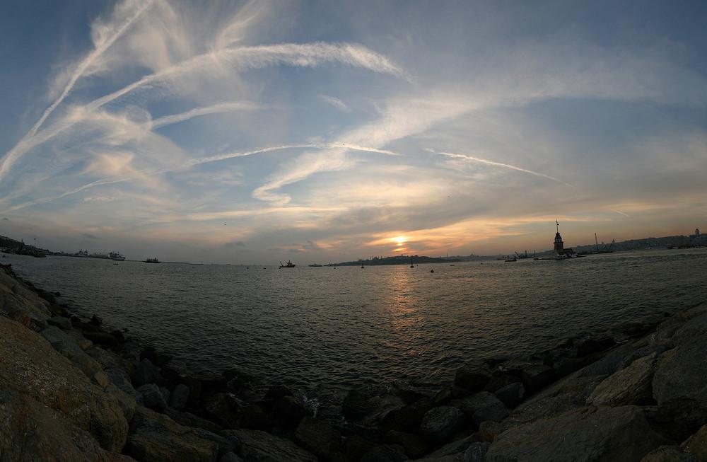 Bosporus 180°
