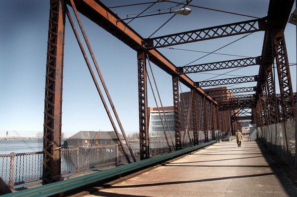 Boston alte Brücke