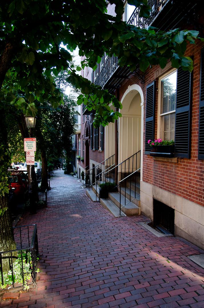 Boston: Impressionen vom Beacon Hill (2)