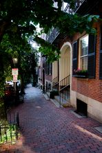 Boston: Impressionen vom Beacon Hill (2)