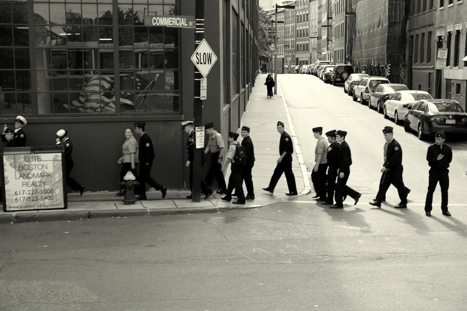 Boston: Kadetten