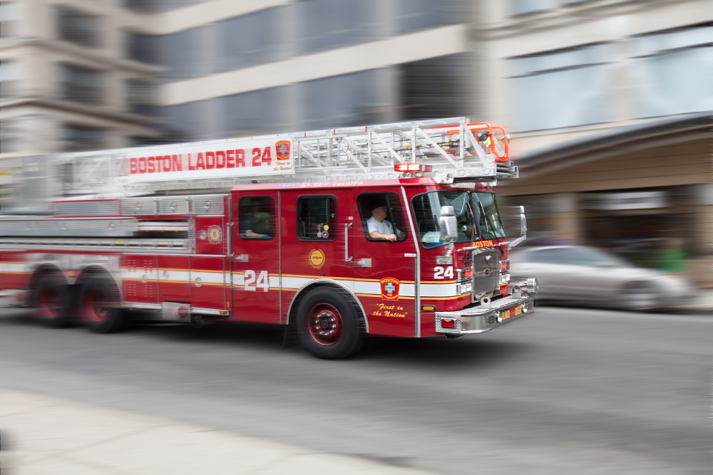 Boston - Ladder 24
