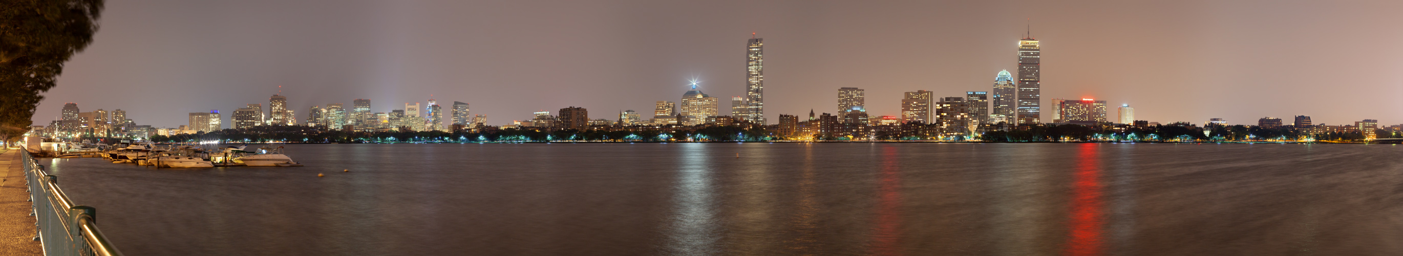 Boston - Night