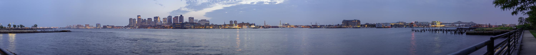 Boston - Panorama 3000