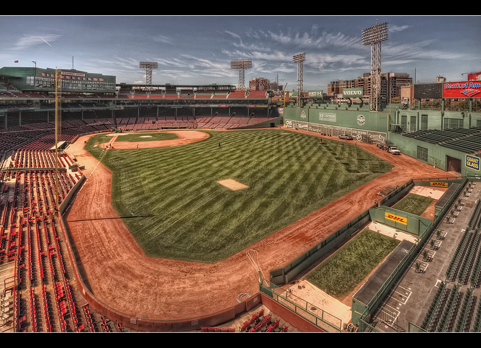 Boston Stadion