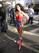 Bostonian Wonder Woman