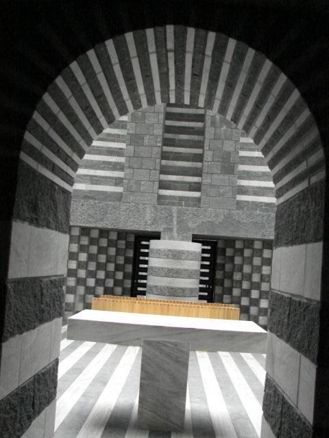 Bota Kirche im Tessin