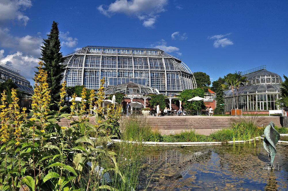 Botanischer Garten.........