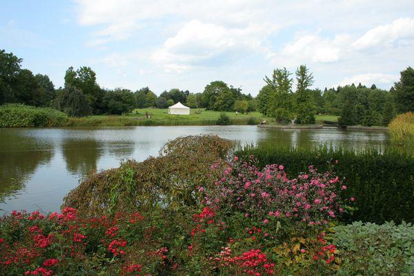 Botanischer Garten Hamburg, Klein Flottbeck