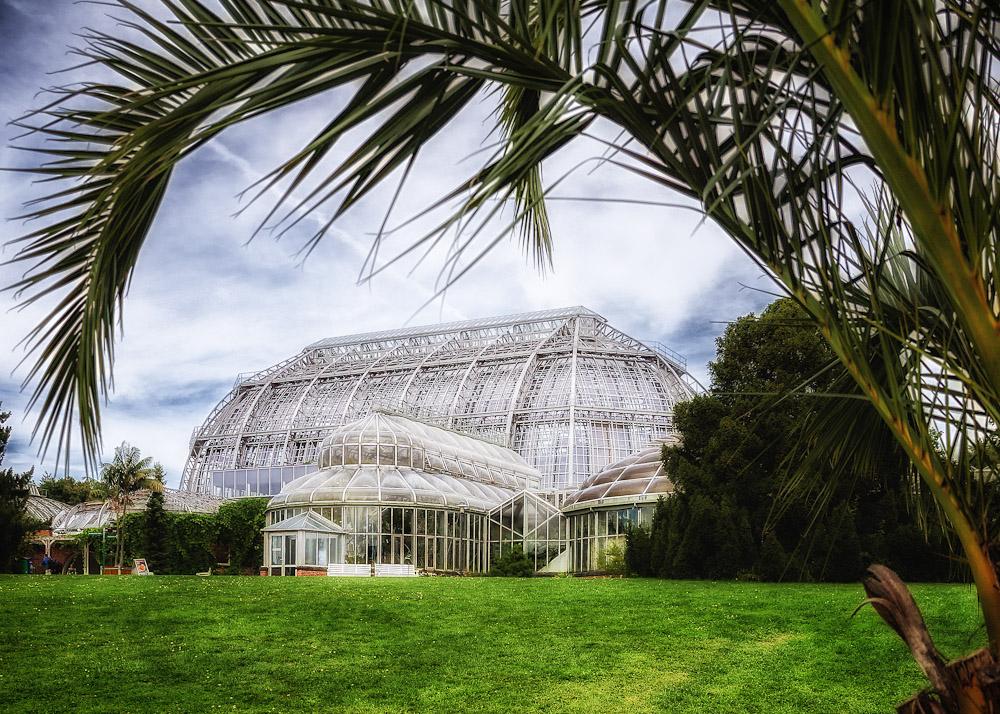 Botanischer Garten...#04 - Viktoriahaus