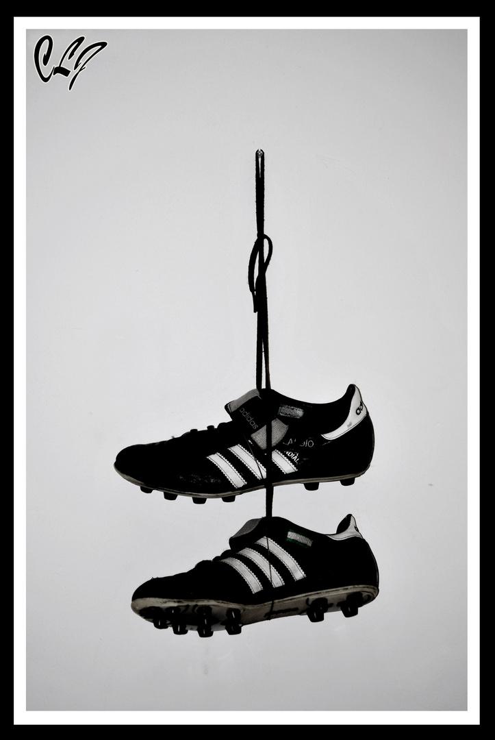 Botas de fútbol ''Copa Mudial''