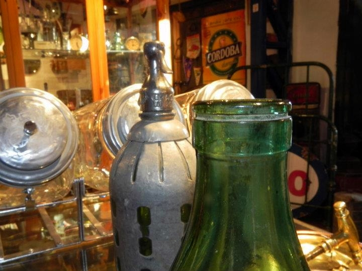 Botella de Museo