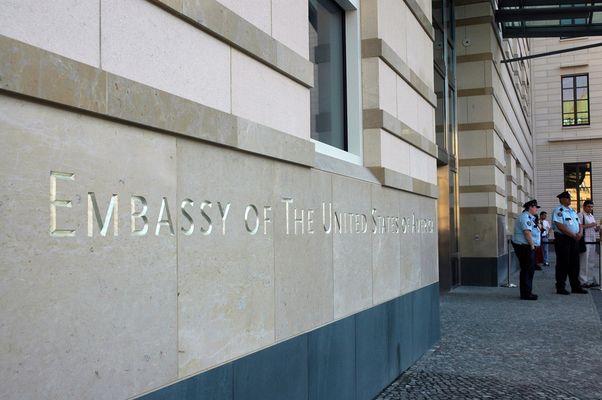 Botschaft der USA, Berlin, 05.07.08