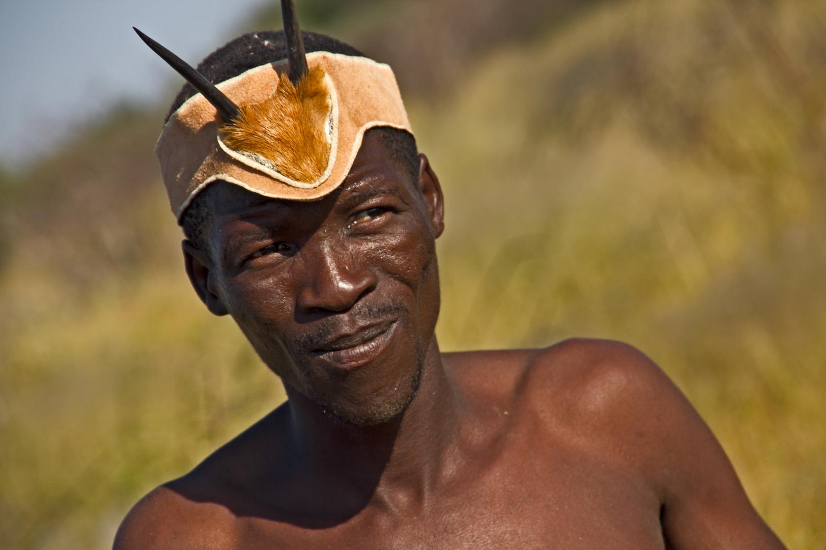 Botswana - Volk der San (3)
