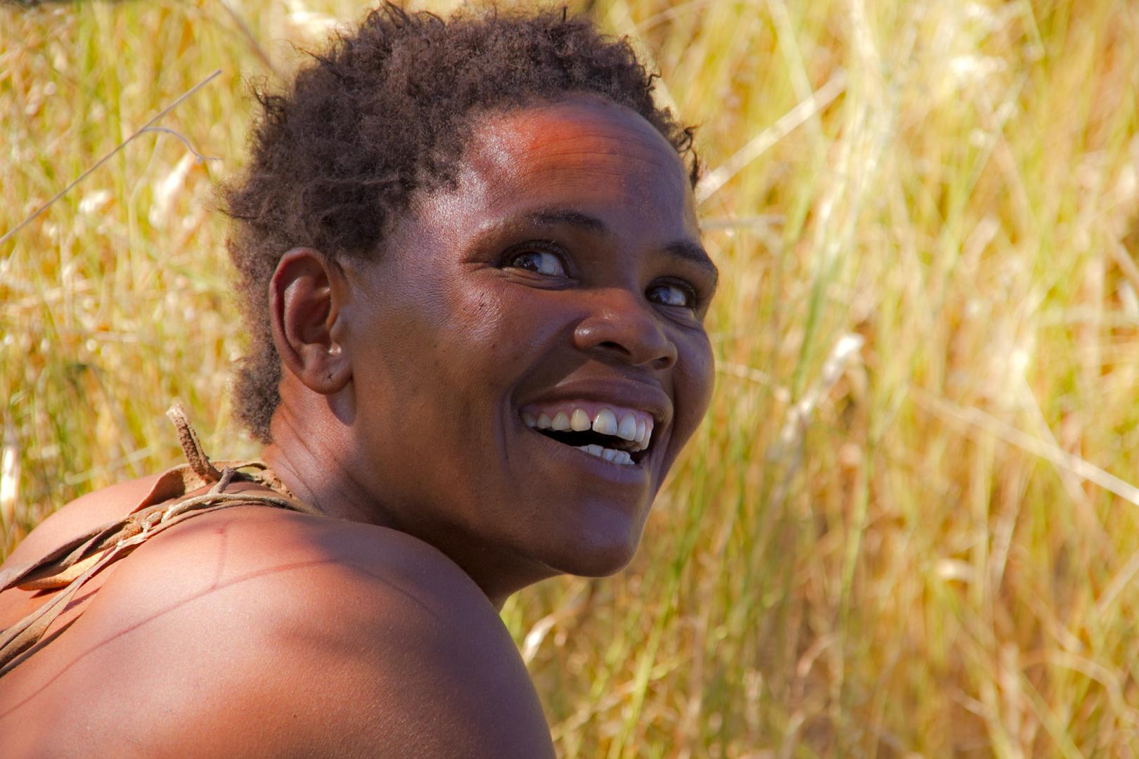 Botswana - Volk der San (4)