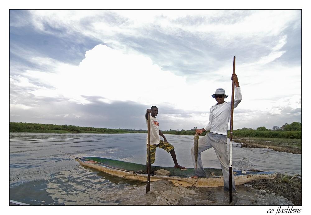 Botswana's Fischer