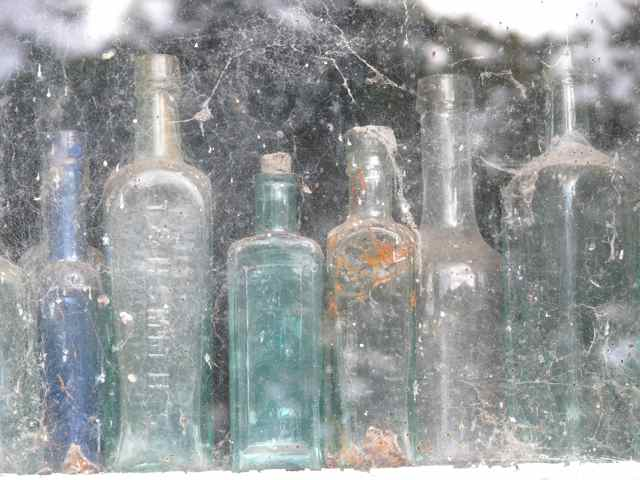 Bottiglie dimenticate