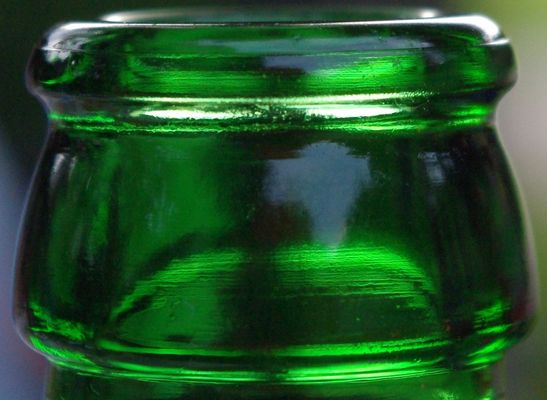 Bottle green makro