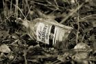 bottle near university