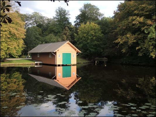 Bottshaus am See