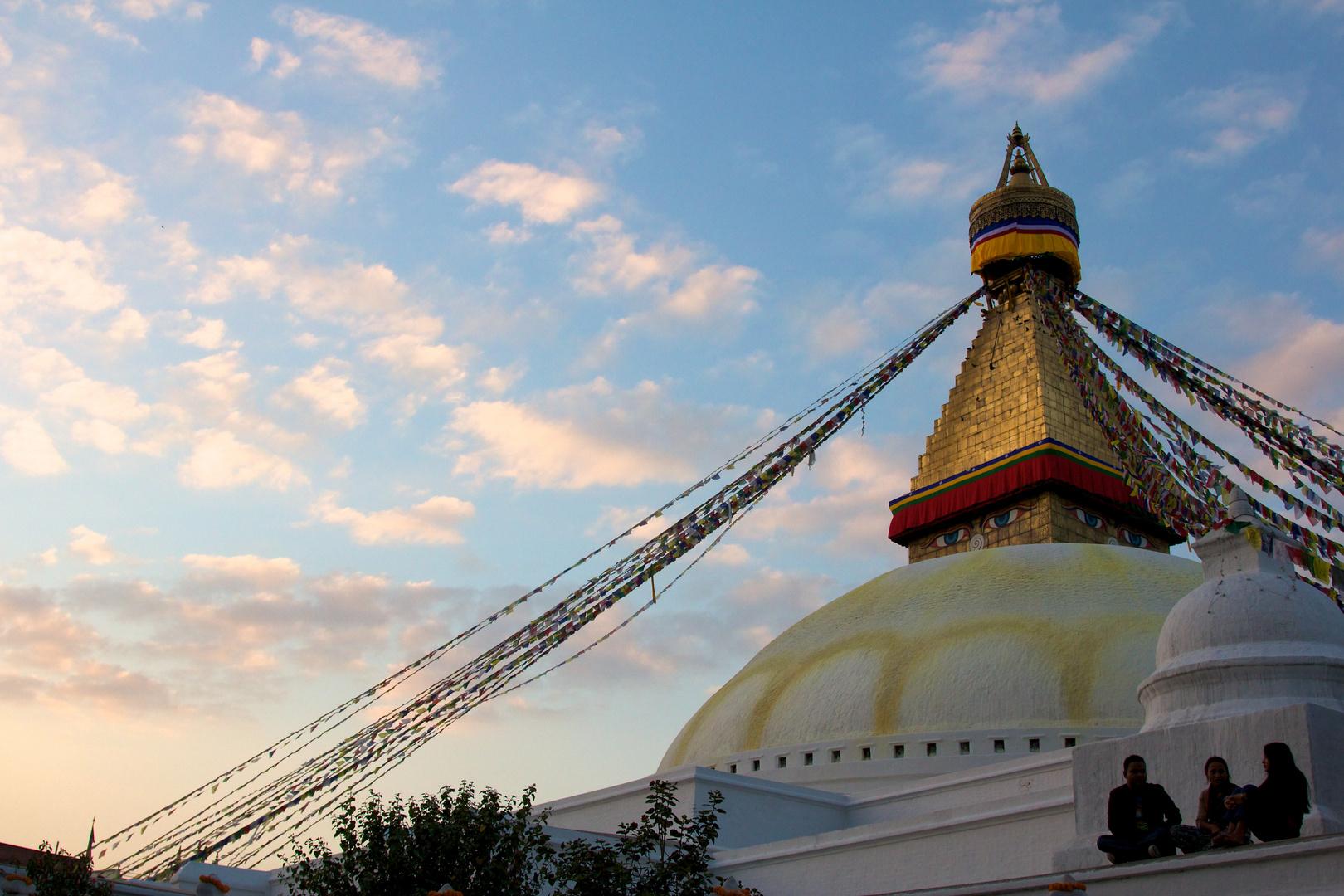 Boudanath Stupa