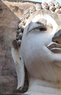 Bouddha in Sukothai
