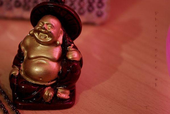 Bouddha mignon. : P